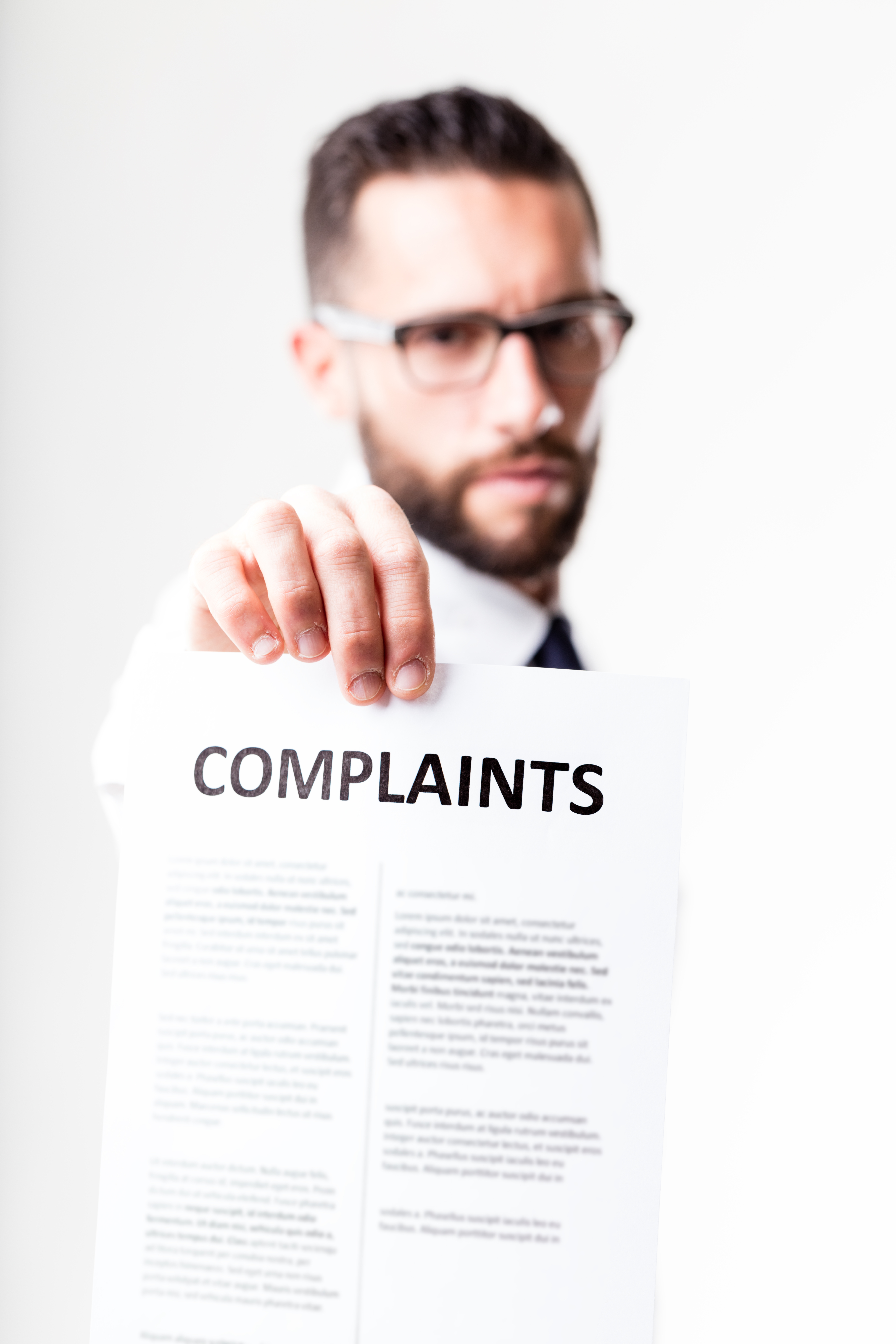 Theologian gives complaints