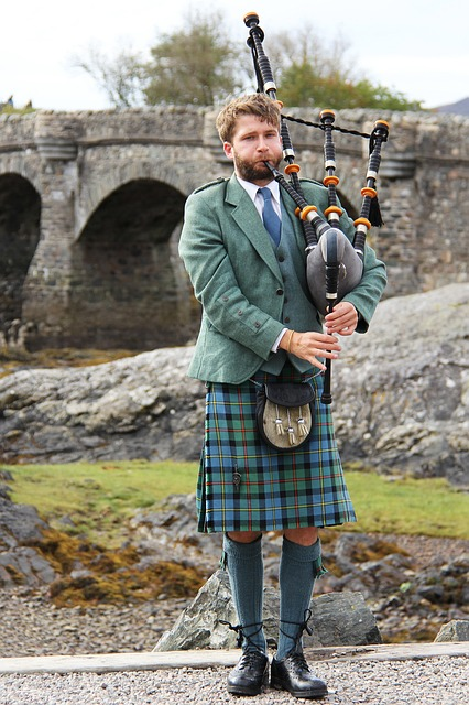 Even bagpipes might not make you a true Scottsman in the No True Scottsman logical fallacy
