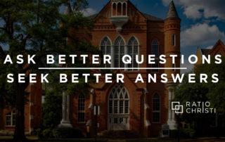 Ask better questions - seek better answers