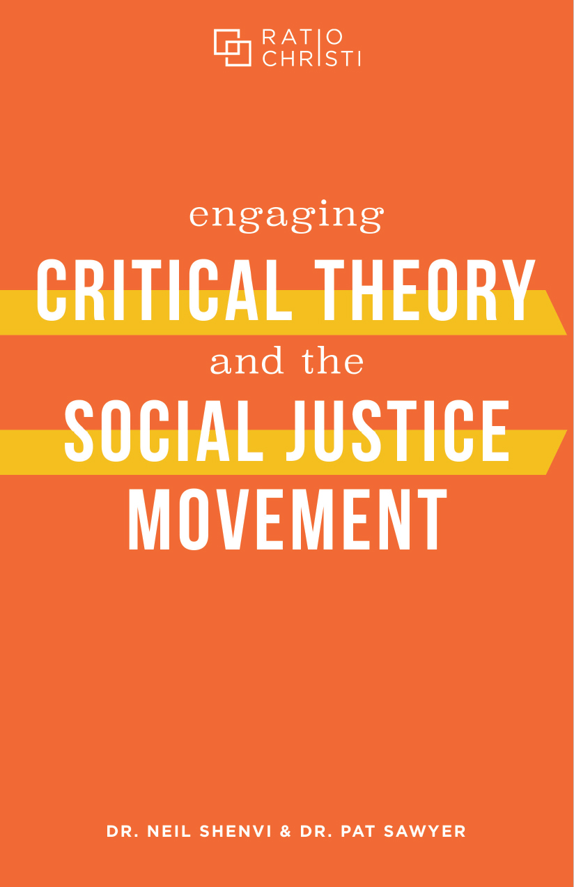 Critical Theory - Social Justice response cover