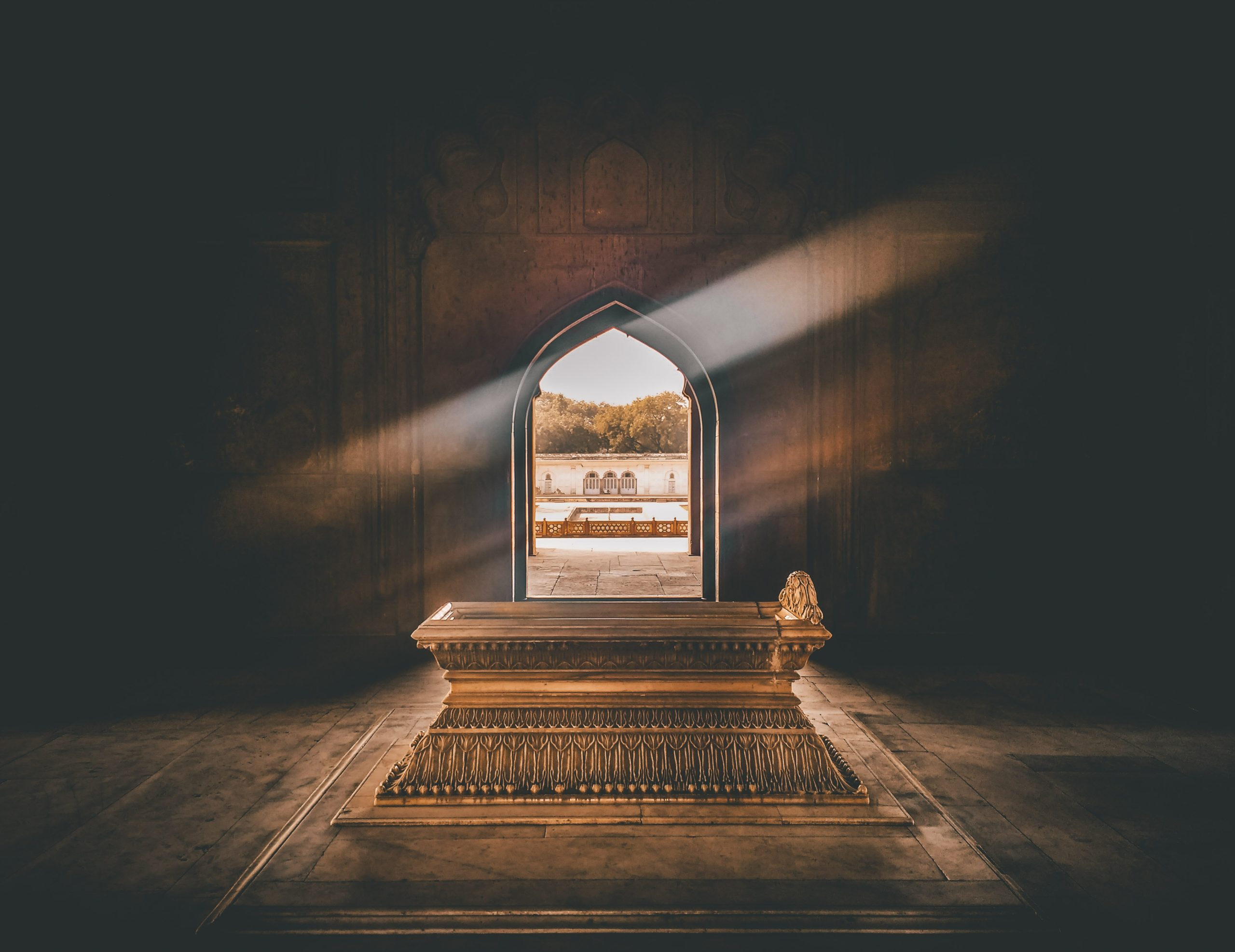 What is the evidence for the empty tomb?